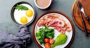 déjeuner régime cétogène