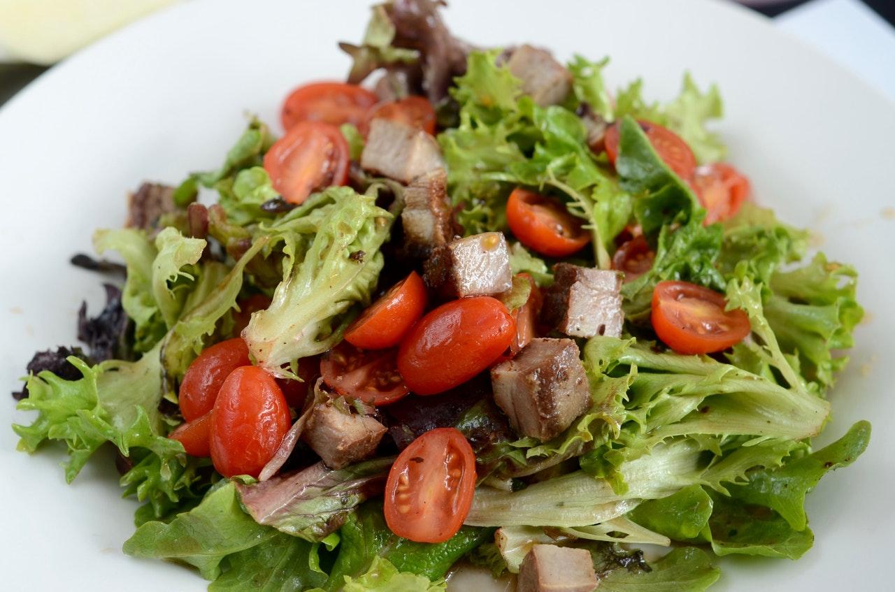 regime Scardsale salade