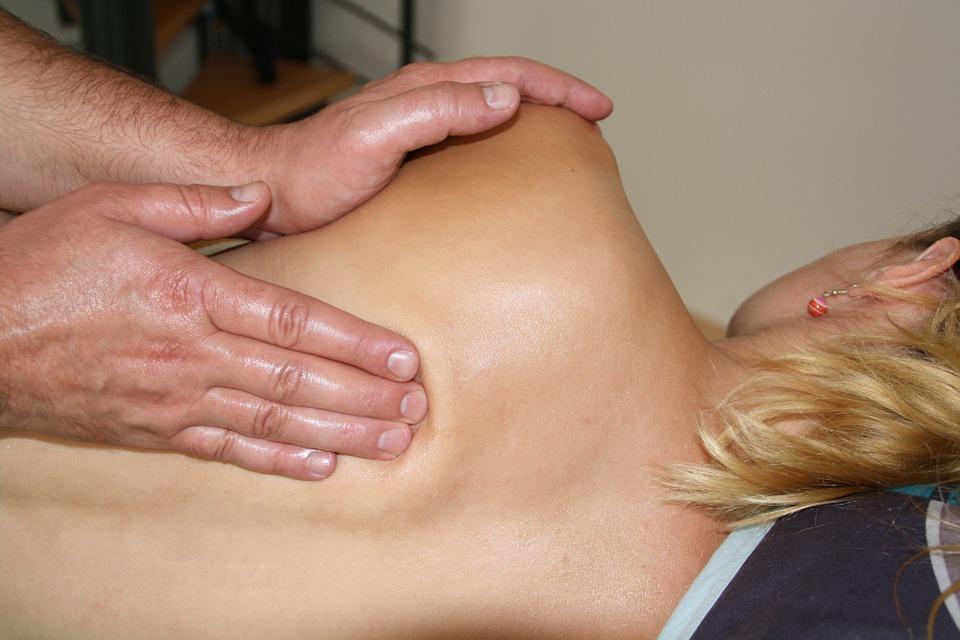 Massage pour maigrir