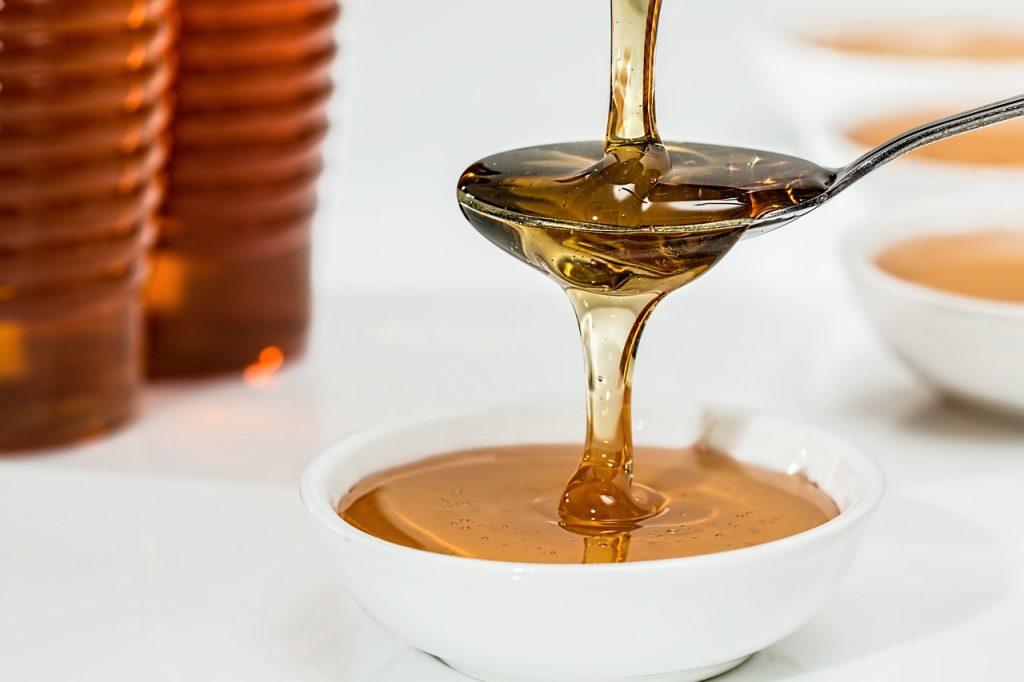 Miel et régimes sans sucres